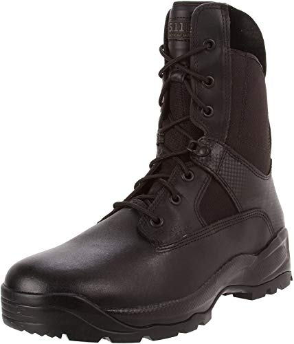 5.11 Men's ATAC 8In Boot-U, Black, 4 D(M) US