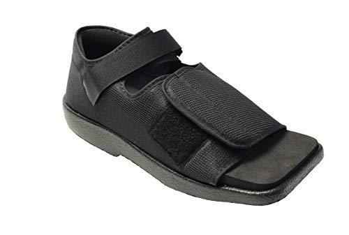 Mars Wellness Premium Post Op Broken Toe/Foot Fracture Square Toe Walking Shoe - Mens - Medium