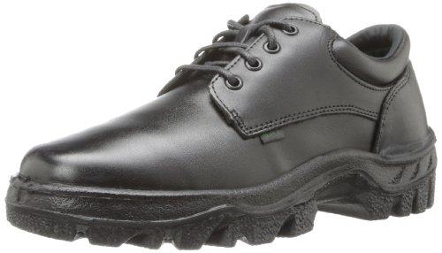 Rocky Tmc Postal-Approved Plain Toe Oxford Shoe