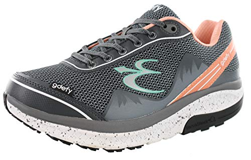 Gravity Defyer Proven Pain Relief Women's G-Defy Mighty Walk - Shoes for Knee Pain
