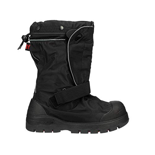 TINGLEY 7500G Orion Overshoes with Gaiter, 14' w/6' Reflective Accents