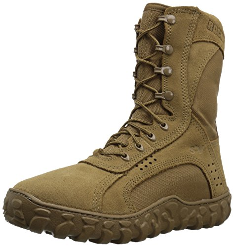 Rocky Men's RKC050 Military and Tactical Boot, Coyote Brown, 3 M US