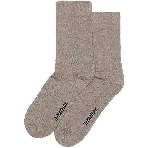 Dr Martens Mens Double Doc Sock (Small, Paloma/Black)