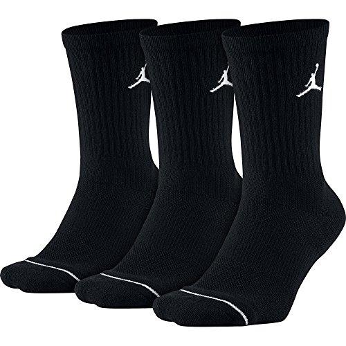 Jordan Jumpman 3-Pack Crew Socks Mens Style: SX5545-013 Size: L