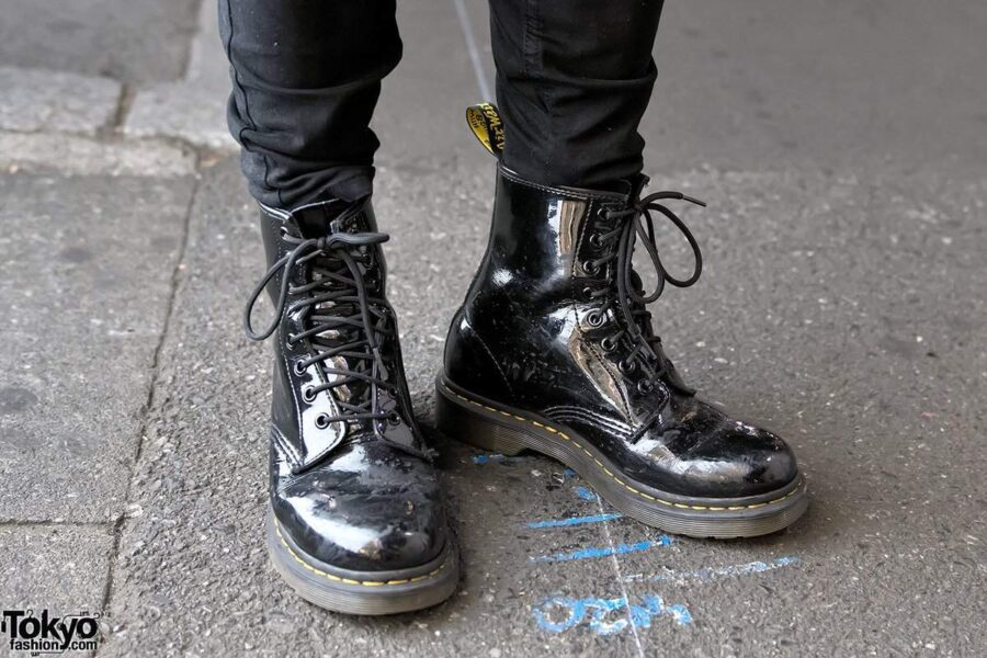How To Stop Doc Martens Soles From Squeaking?