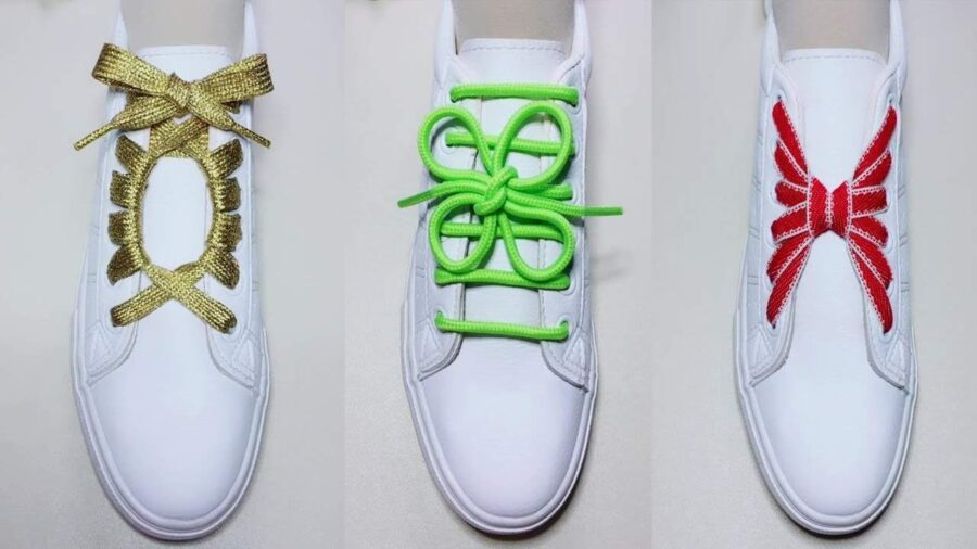 How To Make Shoelaces Look Cool