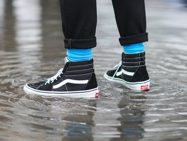 Are Van Shoes Bad for Your Feet?