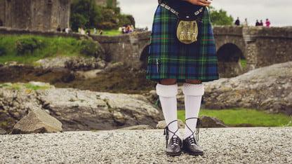 Socks to Wear With Kilt