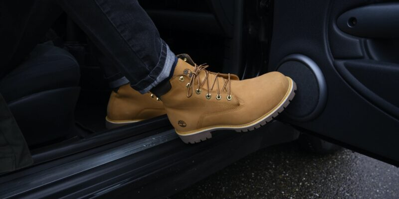 Are Timberlands Good For Walking