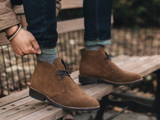 Best American Made Chukka Boots