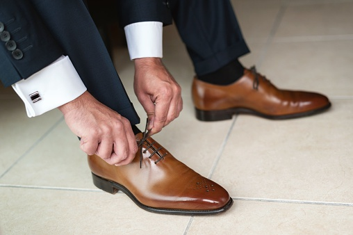 Dress Shoes You Can Run In