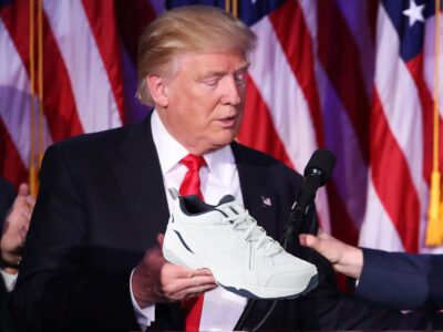What Shoes Does Trump wear?